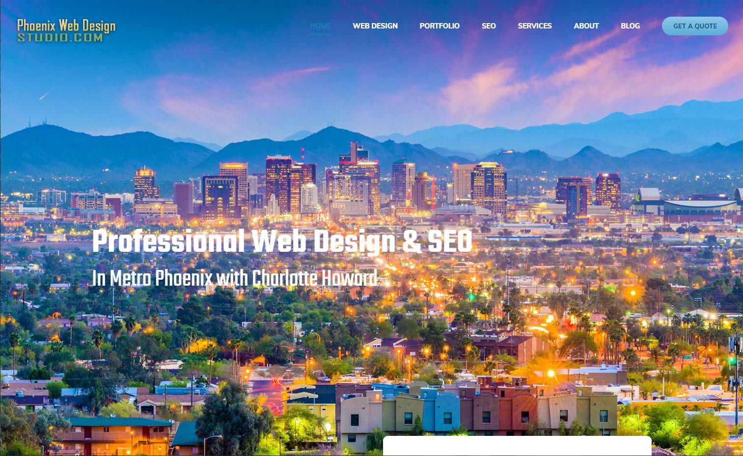 Phoenix Web Design and SEO